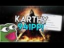 Osu Karthy 🇬🇧 GYZE HONESTY DISHONEST HDHR 99 76% FC 1 941pp NEW STD PP RECORD