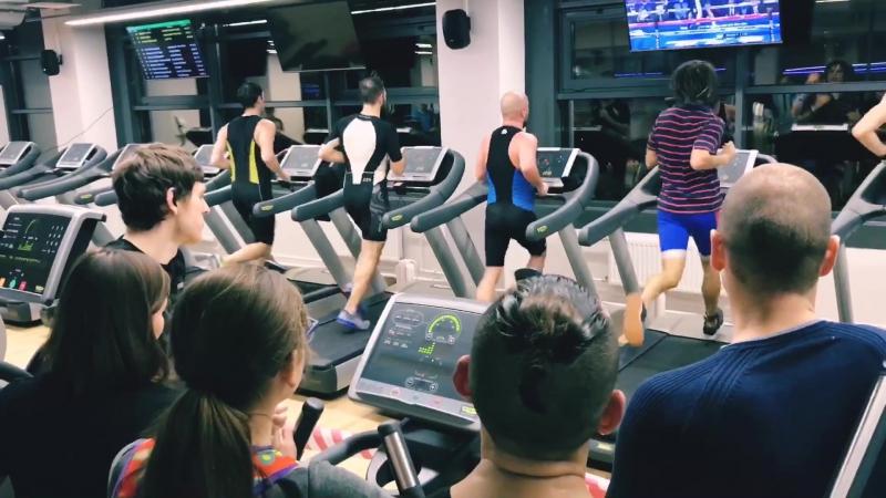 Анатолий Ваганов, команда I LOVE TRIATHLON на INDOOR TRIATHLON CUP
