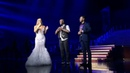 A GAY Couples Engaged during Mariah Carey 'The Butterfly Returns' Concert