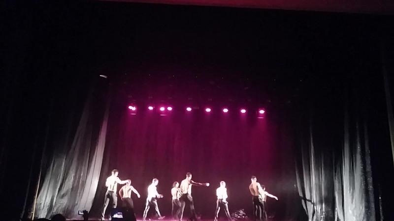 Санкт-Петербургский театр танца ИСКУШЕНИЕ спектакль между мной и тобой, Обнинск, 21.09.2018