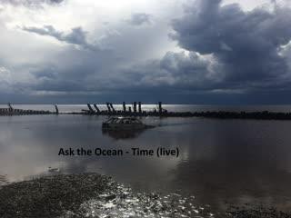 Ask the Ocean - Time (live @ Koleso 08.11.18)