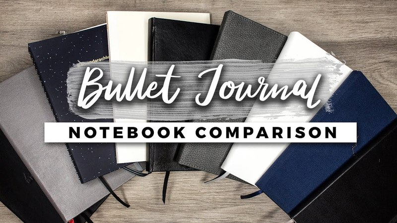 Which Notebook is the Best for Bullet Journaling STATIONERY SHOWDOWN