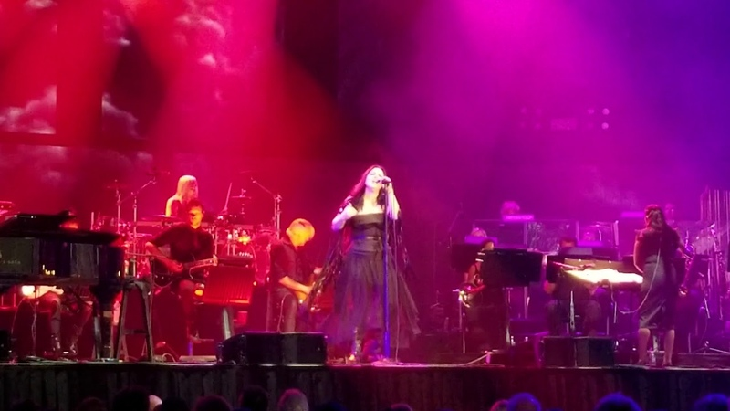 Bring me to life (live with orchestra) - Evanescence, Camden NJ 7/17/18