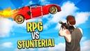 GTA 5 Online Lietuviškai w/Fuxeris - RPG VS STUNTERIAI