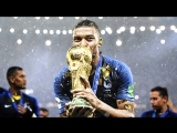 Kylian Mbappe 2018 World Cup Champion