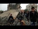 Nouveaux affrontements entre la bande de Gaza et Israël