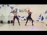Kamilla Risling RAISKY Female Dancehall