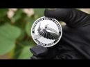 СЕРЕБРЯНАЯ МОНЕТА РАЙСКАЯ ПТИЦА Australian Bird of Paradise looks stunning on gold and silver bullion coins