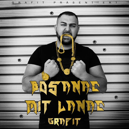 Grafit альбом Bosanac mit Lanac
