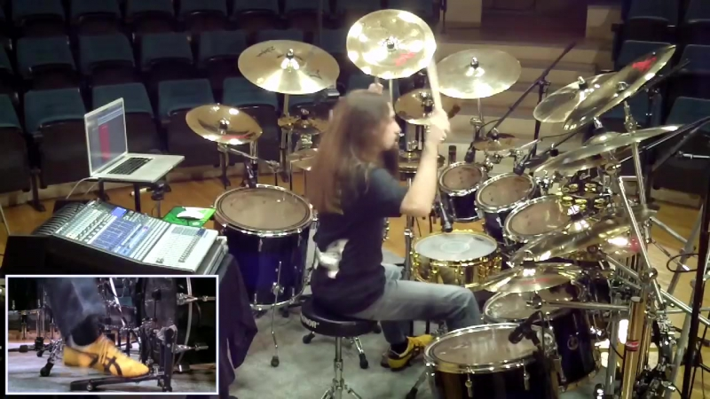 Dream Theater - The Spirit Carries On (Scenes from a Memory tribute by Panos Geo