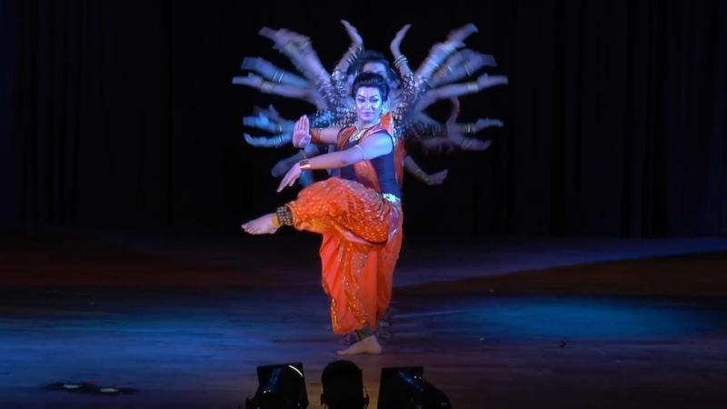 _ BAPPA CHATTERJEE _ Shiv tandav _ Shambho Mahadeva _ Bharatanatyam dance