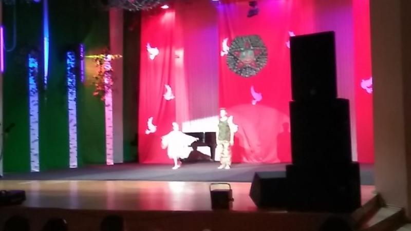 Ангел мой студия танца VOSTORG ( руководители Елена Цыганок,Надежда Буц