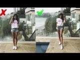 Как СТОИТ и НЕ СТОИТ Фотографироваться __ЛАЙФХАКИ И ХИТРОСТИ чтобы выглядеть идеально