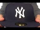 New York Yankees 1999-2006 'GAME' Hat by New Era