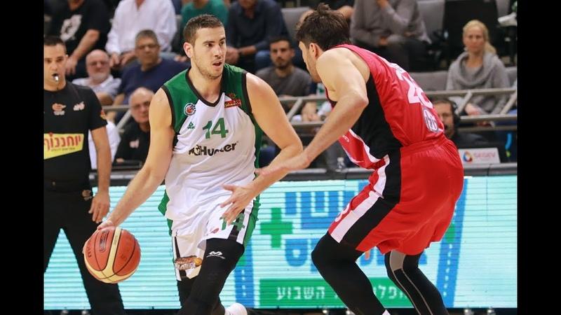 HIGHLIGHTS (Mar. 26): Maccabi Hunter Haifa vs. Gilboa/Galil