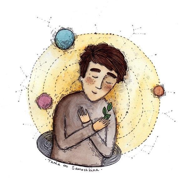 людей неинтересных в мире нет. их судьбы — как истории планет. у каждой всё особое, своё, и нет планет, похожих на неё. а если кто-то незаметно жил и с этой незаметностью дружил, он интересен