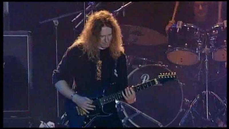 Saxon-W.O.A. 2001