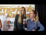 Heidi Klum Has a MESSAGE To AGT Winner Shin Lim Hints Secret Project Americas Got Talent 2018