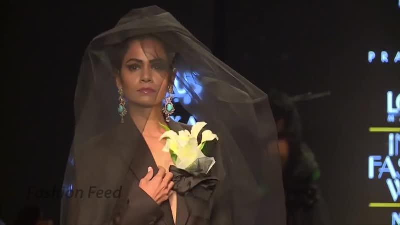 Prashant Verma Spring Summer 2019 India Fashion Week