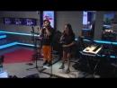 Мальбэк Сюзанна спели дуэтом Стильный Бит ( LIVE Авторадио)
