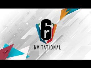 Rainbow Six: Осада | SIX INVITATIONAL 2018 | Групповой этап | ДЕНЬ 1 | Team Liquid vs Room Factory
