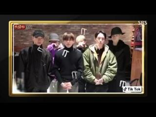 [VIDEO MESSAGE] 171210 Приветственное сообщение B.A.P в честь предстоящего камбека @ SBS «Inkigayo»