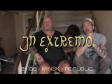 In Extremo приглашают на концерт в Минске 21.09.2018