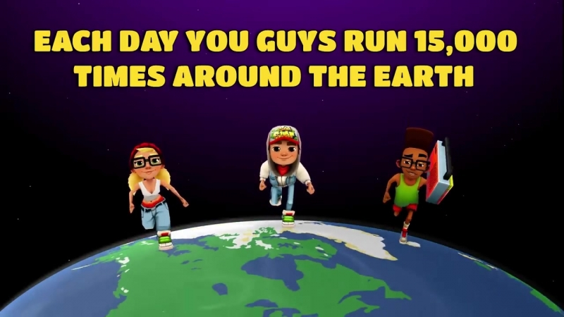 Kiloo Games - ... But what is your longest run Tell us...