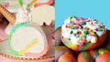 12 Awesome Colorful Cake Recipes