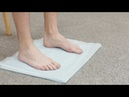Эффективная гимнастика при лечении подошвенного фасциита
