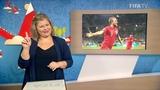 Тунис - Англия. Обзор матча FIFA WC 2018 - Международные жесты