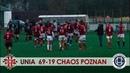 Unia - Chaos Poznan (II Liga, 20181028)