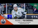 Oilers Draft Evan Bouchard 10th Overall