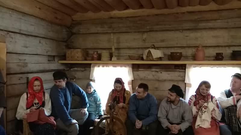 Праздник Покрова, Семенково 14.10.2018, наши традиции