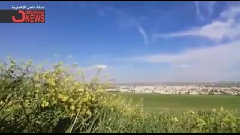 Армия восстановила контроль во всех пунктах на фронте в Корназ на севере провинции Хама, на которые напали террористы