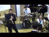 Concerto сlarinet. (Artie Shaw). Milan Rericha.
