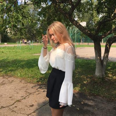 Виктория Окунева