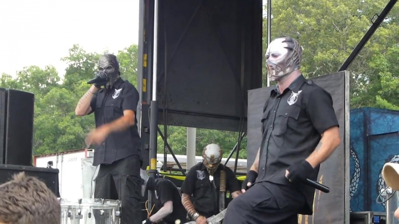 Mushroomhead - We Are The Truth, Solitaire Unraveling Dream Is Over [Live @ Mayhem MA 7-22-14]