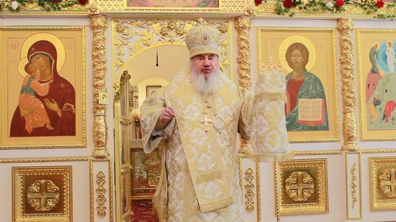 В день Вознесения Христос приоткрывает нам тайну Святой Троицы