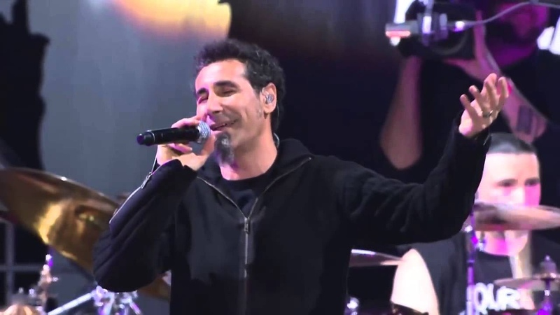 System Of A Down - Soldier Side Intro / B.Y.O.B live 2015 Armenia (HD/DVD Quality)