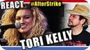 TORI KELLY MUITO ALÉM DO AMERICAN IDOL - Marcio Guerra Reagindo React Reação Pop Rock #AfterStrike