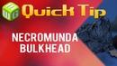 Quick Tip: Necromunda Bulkhead