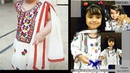 Beautifull Stylish Sindhi Traditional Baby Dress Top Kids Dresses Designs 2018