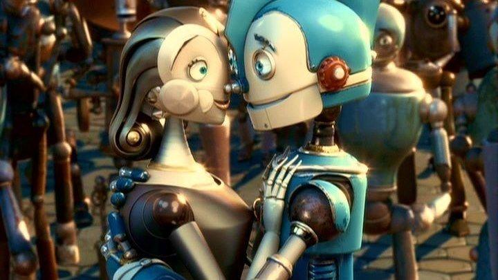 Роботы HD 60fps мультфильм 2005 6