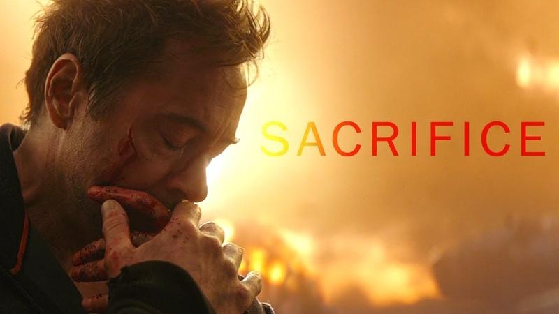 Marvel Avengers Sacrifice