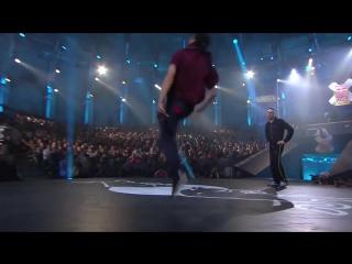 Голландский спортсмен выиграл финал ЧМ по брейкдансу(FINALS  Wing vs Menno  Red Bull BC One World Final 2017)