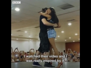 Kizomba hailed by bbcafrica as the worlds most sexiest and sensuous dance ever