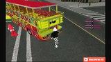 Fofão Mascara e Popeye Dançando Carreta furacao do Bira  GTA SAN SAMP