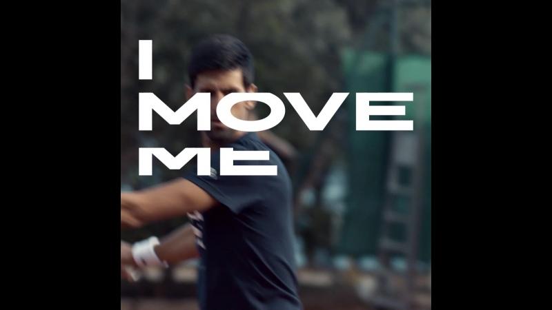 IMoveMe – Novak Djokovic