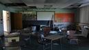 Abandoned Middle School Gary